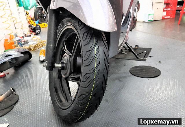 Lốp chống trượt cho xe sh đi trong mùa mưa an toàn - 6