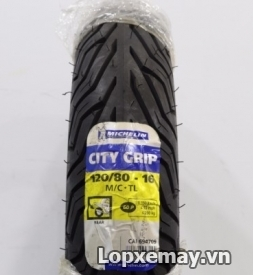 Lốp Michelin City Grip 120/80-16 cho SH, GZ150
