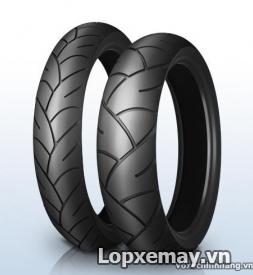 Lốp Michelin Pilot Sporty 70/90-16 cho Nouvo, Hayate