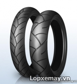 Lốp Michelin Pilot Sporty 80/90-16 cho SH Mode, Impulse