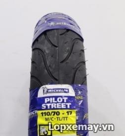 Lốp Michelin Pilot Street 110/70-17 cho R3, TFX150