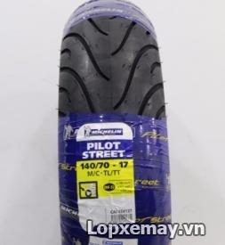 Lốp Michelin Pilot Street 140/70-17 cho R15, R3, MT-03
