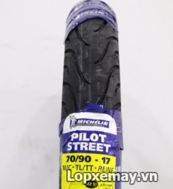 Lốp Michelin Pilot Street 70/90-17 cho Wave, Axelo