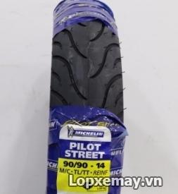 Lốp Michelin Pilot Street 90/90-14 cho PCX, Air Blade