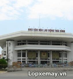 Bán lốp xe máy Dunlop tại Thái Bình