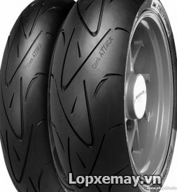 Lốp Conti Sport Attack 190/55ZR17 cho z800, CBR1000R, BMW S1000
