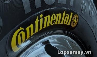 Vỏ xe máy Continental có tốt không? câu chuyện về người dẫn đầu