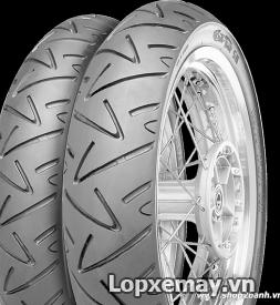 Lốp ContiTwist 130/70-17 cho Z1000, Ducati Monster, Ducati XDIAVEL S