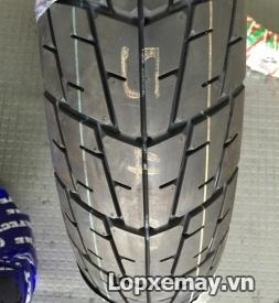 Lốp Dunlop 120/80-16 K330A cho SH, Shark, GZ150