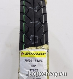 Lốp Dunlop 70/90-17 TT902 cho Exciter, Axelo