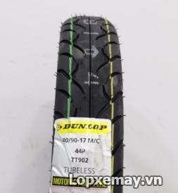 Lốp Dunlop 90/90-17 TT902 cho Sirius, Wave