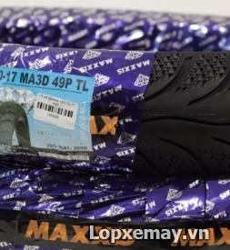 Lốp Maxxis 100/70-17 3D cho Fz16, R15, CBR150