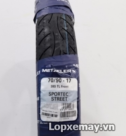 Lốp Metzeler 70/90-17 cho Exciter, Sonic, Satria, Wave