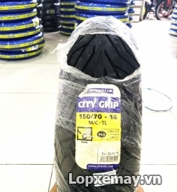 Lốp Michelin City Grip 150/70-14 cho Yamaha NVX