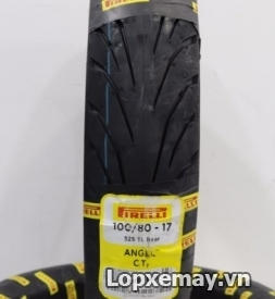 Lốp Pirelli 100/80-17 Angel City cho Fz16, CBR 150