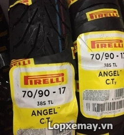 Lốp Pirelli 70/90-17 Angel City cho Future, Sirius