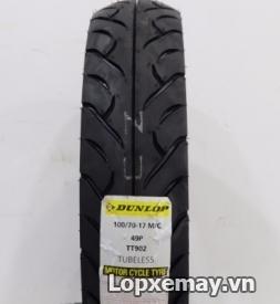 Lốp Dunlop 100/70-17 TT902 cho Exciter, Fz16