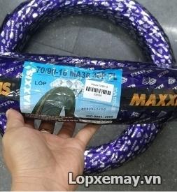 Lốp Maxxis 70/90-16 3D cho Nouvo SX, Hayate, Impulse