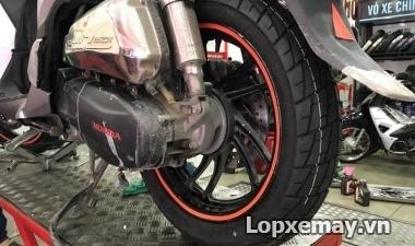 Giá lốp xe SH, các loại lốp xe máy cho SH tốt nhất.