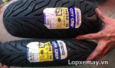 Lốp xe NVX 155 giá bao nhiêu?