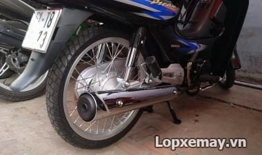 Xe Dream thay vỏ không ruột Michelin City Pro có được không?