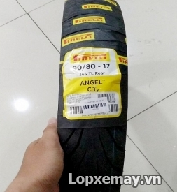 Lốp Pirelli 90/80-17 Angel City cho Winner 150, FZ, GSX-R150