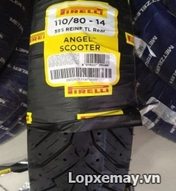 Lốp xe máy Pirelli 110/80-14 Angle Scooter cho Vario, NVX, PCX 2019
