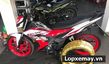 Honda Sonic thay cặp vỏ Dunlop có tốt không? Loại nào tốt nhất?