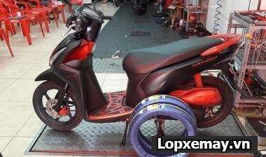 Honda Vision thay cặp lốp Michelin có phù hợp không? Giá bao nhiêu?