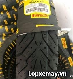 Lốp xe máy Pirelli 100/80-16 Angel Scooter cho bánh trước xe SH125/150...