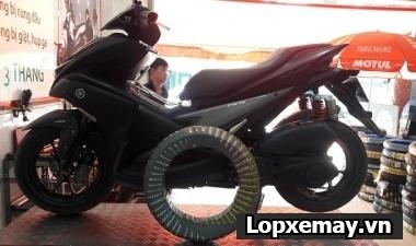 Lốp Aspira Sportivo lên cho bánh sau NVX có phù hợp không? Thông số lốp cho NVX?