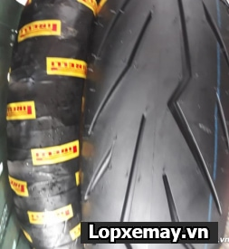 Lốp xe máy Pirelli 110/70-17 Diablo Rosso Sport cho Winner 150, Exciter150, TFX, CBR150,...