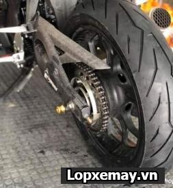 Lốp Pirelli 150/60-17 Diablo Rosso Sport cho CBR500, R3, MT-03,Z300,...