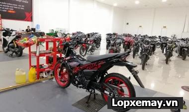 Tổng hợp lốp xe máy tốt nhất cho Satria Fi