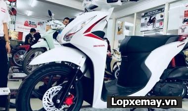 Tổng hợp lốp xe máy cho Honda Vision Fi