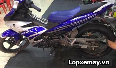 Thay lốp chính hãng cho xe Exciter 150 ở đâu tại Biên Hòa?