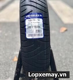 Lốp Metzeler 120/70-12 Me 7 Teen cho Vespa Sprint,GTS