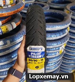 Lốp Michelin Pilot Street 2 80/90-14 cho AirBlade,Vision