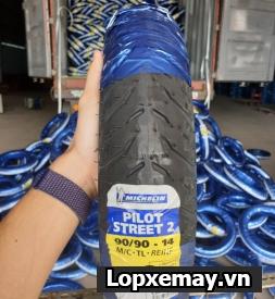 Lốp Michelin Pilot Street 2 90/90-14 cho AirBlade,Vision
