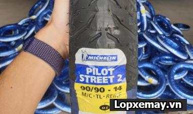Thay lốp Michelin Pilot Street 2 cho xe có tốt không?