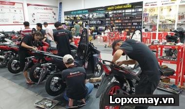 Tổng hợp lốp xe máy tốt nhất để thay trong năm nay
