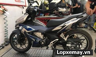 Tư vấn lốp xe máy tốt nhất cho Winner X 2020