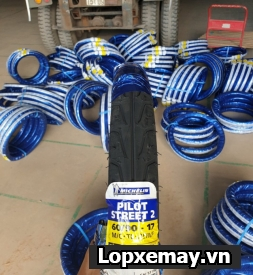 Lốp Michelin Pilot Street 2 60/90-17 cho Wave,Dream