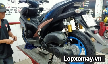 Top lốp xe máy tốt nhất cho Yamaha NVX
