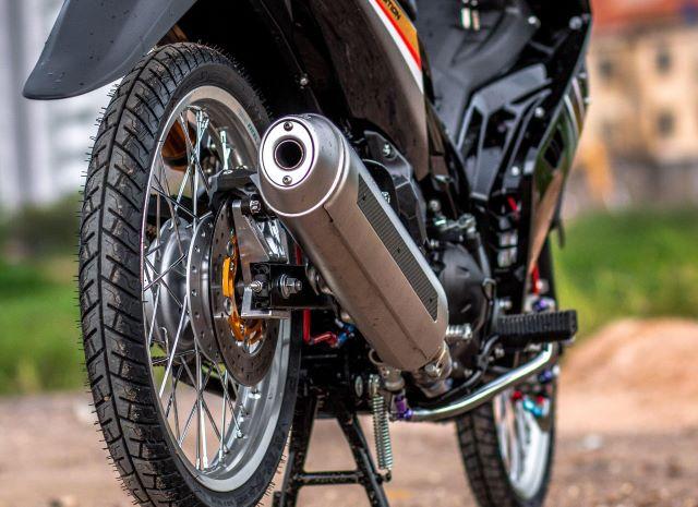 Chọn mua lốp Michelin cho Exciter 135 loại nào bám đường tốt nhất?