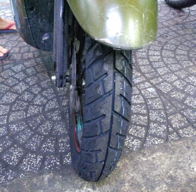Nên chọn lốp Michelin cho Janus loại nào bám đường tốt nhất?