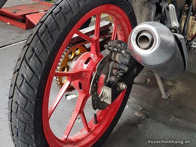 Tư vấn lốp Michelin cho Raider 150 loại nào bám đường tốt nhất?