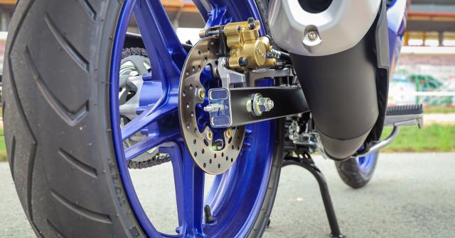 Tổng hợp các loại lốp xe máy tốt nhất cho Exciter 155